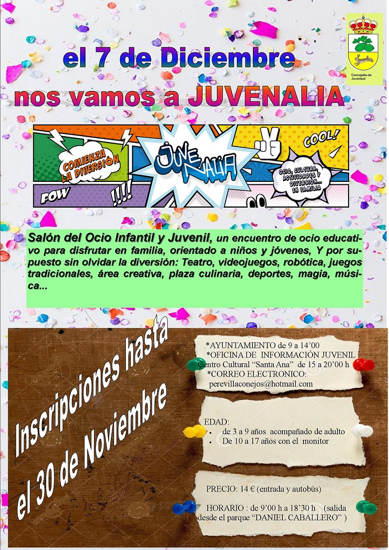 CartelJuvenalia